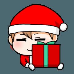 行事好きなシキくん クリスマス編