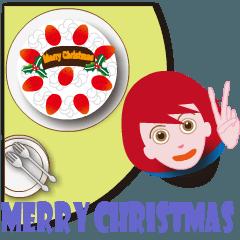 さくらちゃん_クリスマス
