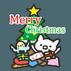こねことインコ ~クリスマス・お正月~