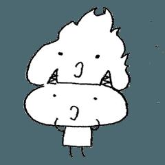scribbling bugaboo kkap