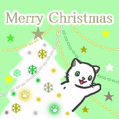 クリスマス★Green×Gold