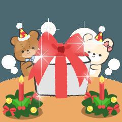ほどよく可愛い大人のクリスマス