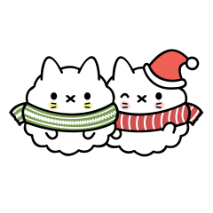 Popcorn Cat Christmas Holiday Special