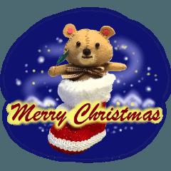 ふわふわな仲間(クリスマス&新年)