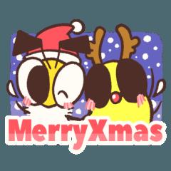 みつばち&つりあぶ: メリークリスマス!