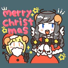 天使のめろと悪魔のへる ☆クリスマス☆