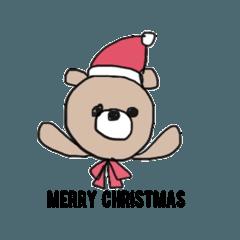 クリスマスはハッピーに