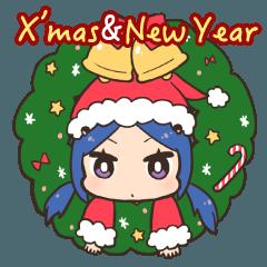 つくられた国 クリスマスとお正月
