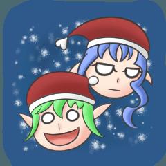 DF - 妖精だちのクリスマス 2017