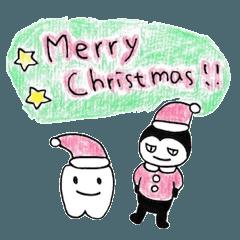 でんとくん&むしばマン クリスマス