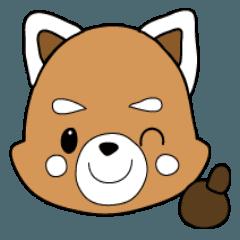熊本弁レッサーパンダこぱん