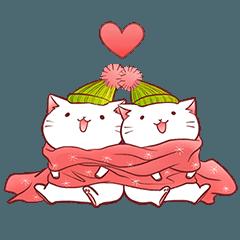 Ato's ネコさん達のクリスマス【ato10396】