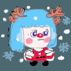 モフモフクリスマス
