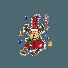 パッチワーククリスマス