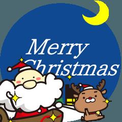 クリスマスの盗賊団