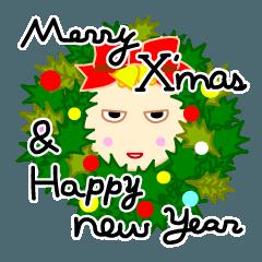 Merry X'mas&Happy New Year