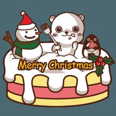 ベイビーとキキのクリスマスパーティー