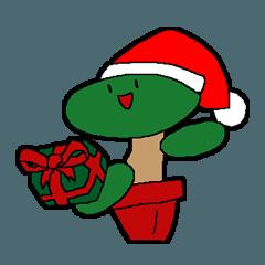 ぼんさい君のクリスマス