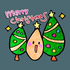 あかちゃんくうちゃんのクリスマス