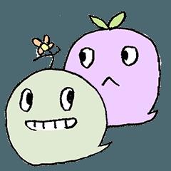 Comma Caterpillars