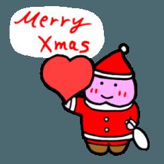 ももたろうのクリスマス&お正月