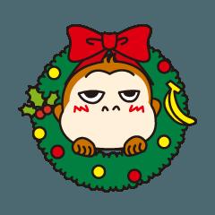 hito-koto もんチュークリスマス日本語
