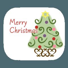 エレガントクリスマス&お正月