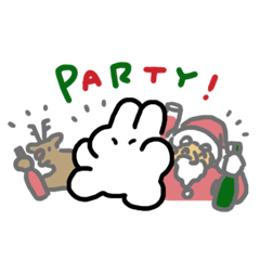 siroi usagichanのクリスマス