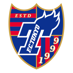 FC東京マスコット「東京ドロンパ」スタンプ