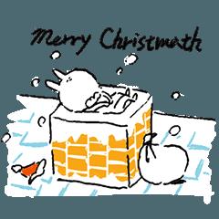 ほにゃねこ達のクリスマス