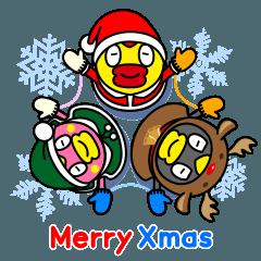 そらジローのクリスマス&お正月