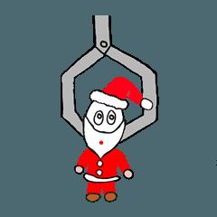 ケンタのスタンプ クリスマス