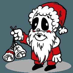 ハッピー&Z:クリスマスステッカー版