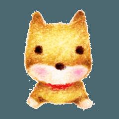 Pastel Shiba
