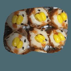 ちくわとパン