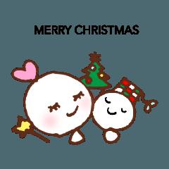 手書き。「en.chan」 -クリスマス-
