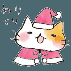 タマさんのクリスマス&年末年始