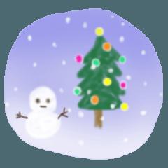 ほのぼのクリスマス