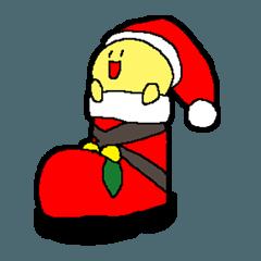 ドーデモイー君のクリスマス