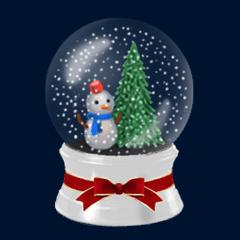 煌めくクリスマス