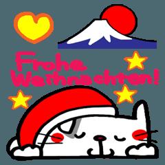 クリスマス&新年 ドイツ