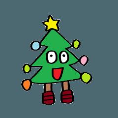 カラフルらいらい クリスマスバージョン