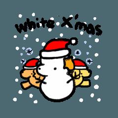 クックとマルの2017-18クリスマス&お正月