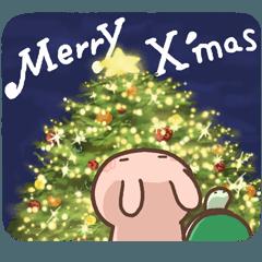 兎とかめ×クリスマス