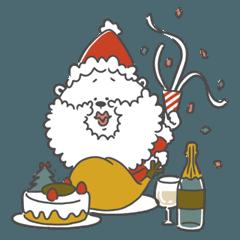 くまのゼイニーのワクワクリスマス
