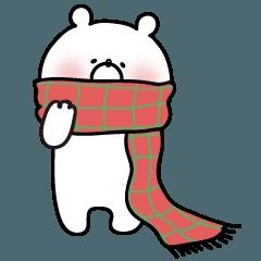**ガーリーくまさん6(冬/正月/クリスマス)*