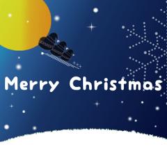 ハートマカロンちゃん クリスマスタイム