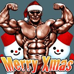 筋肉マッチョマッスル・クリスマス爆弾 4
