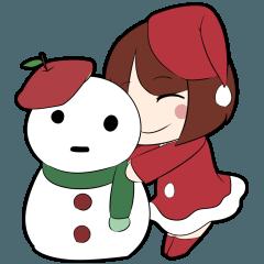 自然のなかまたちinクリスマス&冬