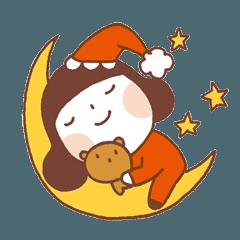MISS SMILE - HAPPY CHRISTMAS!